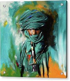 Bedouin Man 453 I Acrylic Print