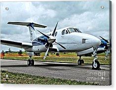 Beechcraft Kingair 2 Acrylic Print