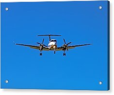 Beechcraft Super King Air 350 Acrylic Print