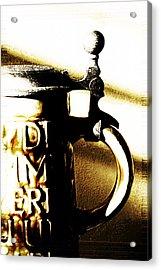 Beer Stein Acrylic Print