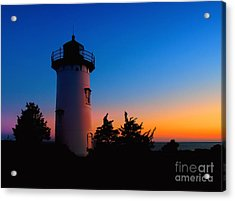 Before Dawn Acrylic Print by Mark Miller