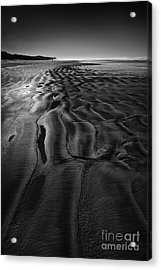 Before It Was Erased  Acrylic Print by Masako Metz