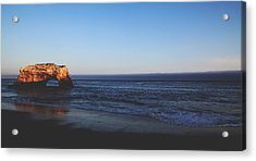 Before The Day Is Done Acrylic Print by Laurie Search