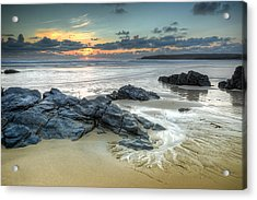 Before The Dusk Acrylic Print