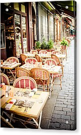 Acrylic Print featuring the photograph Before The Rush by Jason Smith
