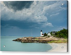 Before The Storm Acrylic Print
