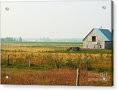 Before The Sweat Acrylic Print by Aimelle