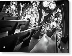 Before Vespers Acrylic Print