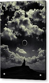 Beginning Of The End Acrylic Print