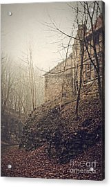 Behind Ancient Walls Acrylic Print
