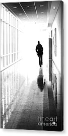 Being Alone Doesnt Mean Youre Free Acrylic Print