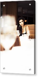 Being Stood Up Acrylic Print by Jorgo Photography - Wall Art Gallery