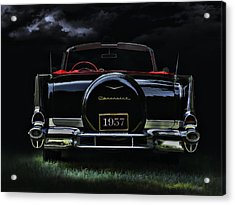 Bel Air Nights Acrylic Print by Douglas Pittman
