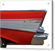 Bel Air Acrylic Print by Peter Tellone
