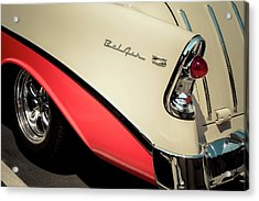 Acrylic Print featuring the photograph Bel Air Style by Caitlyn Grasso