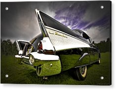 Belair  Acrylic Print by Jerry Golab