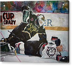 Belfour Acrylic Print by Travis Day