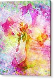Believe O2 Acrylic Print