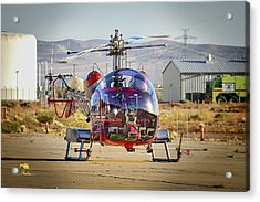 Bell 47 Acrylic Print