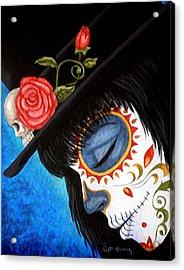 Bella Muerte Returns Acrylic Print