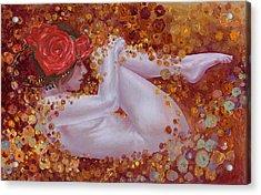 Bella Rose Acrylic Print