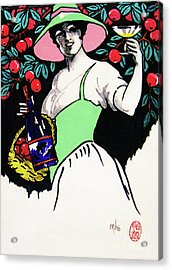 Belladonna And Apples Acrylic Print by Roberto Prusso