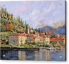 Bellagio Acrylic Print by Guido Borelli