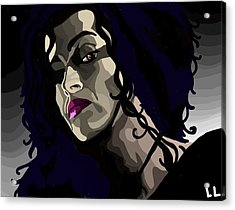 Bellatrix Acrylic Print by Lisa Leeman