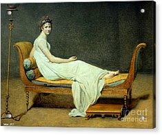 Belle Femme By Taikan Acrylic Print