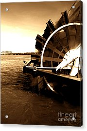 Belle Of Louisville Acrylic Print by Utopia Concepts