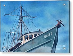 Belle Original Acrylic Print