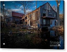 Bellrock Mill Acrylic Print