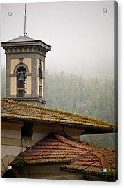Bells Of Greve In Chianti Acrylic Print