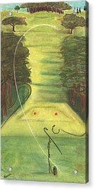 Bellwood Number Seven Acrylic Print by Stu Hanson