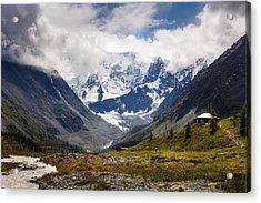 Belukha Mountain. Altay. Russia Acrylic Print