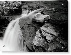 Bemis Brook Falls Acrylic Print