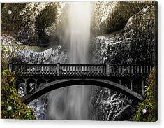 Benson Bridge Acrylic Print