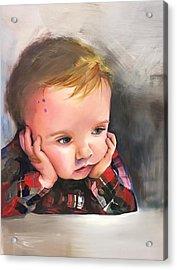 Benson Acrylic Print