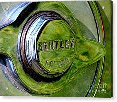 Bentley Acrylic Print