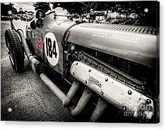 Bentley Classic Acrylic Print by Adrian Evans
