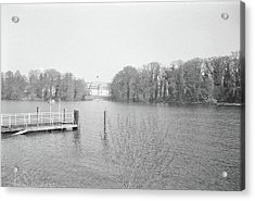 Berlin Lake Acrylic Print