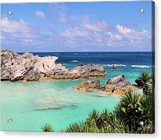 Bermuda Seascape Acrylic Print