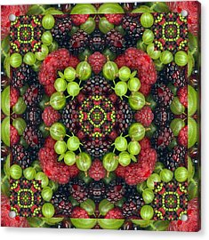 Berry Good Acrylic Print