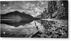 Beside Still Waters Acrylic Print