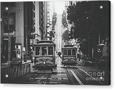 Best Of San Francisco Acrylic Print