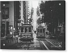 Best Of San Francisco Acrylic Print