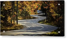 Best Road Ever Acrylic Print