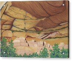 Betatakin Cliffdwellers Acrylic Print