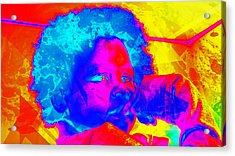 Look Above Hopelessness Acrylic Print
