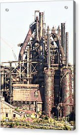 Bethlehem Steel # 14 Acrylic Print
